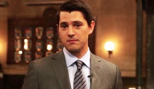 Nicholas D'agosto en 'Gotham'