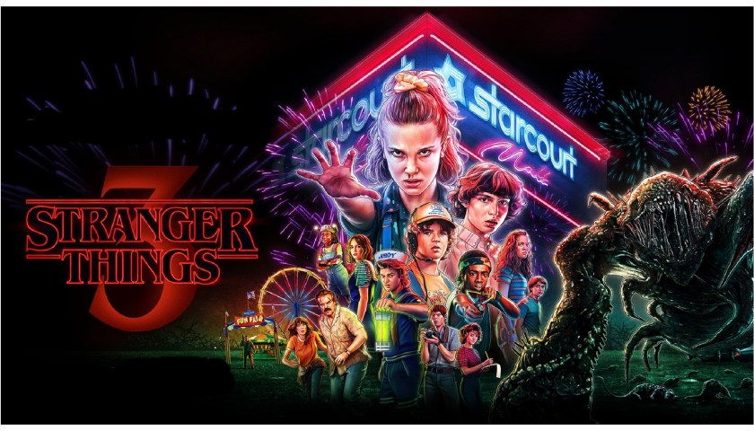 Stranger Things 3 descarga por MEGA