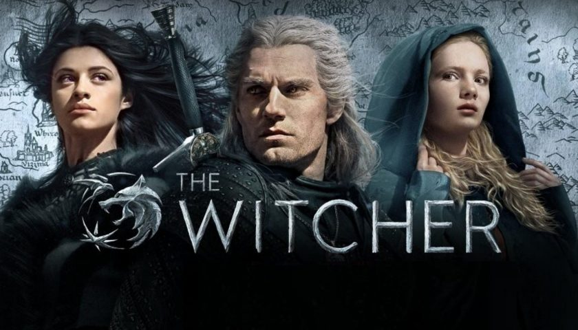 The Witcher por MEGA