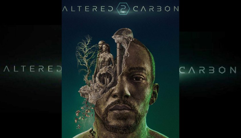 Altered Carbon por MEGA