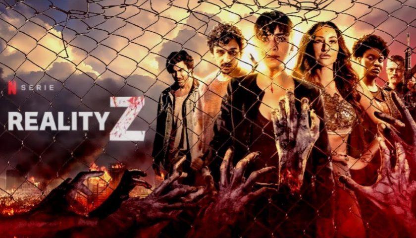 Reality Z (Temporada 2) HD 720p (Mega)