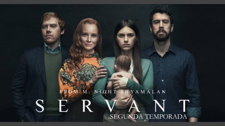 Servant (Temporadas 1-2) HD 720p (Mega)