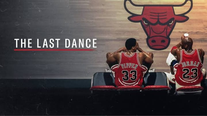 The Last Dance (Temporada 1) HD 720p (Mega