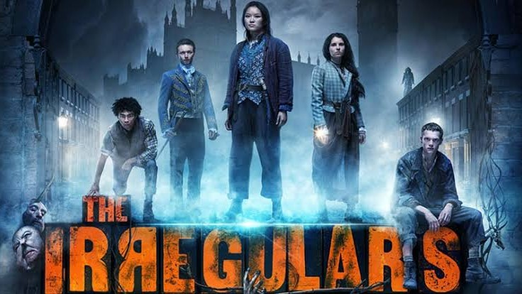 The Irregulars (Temporada 1) HD 720p (Mega)