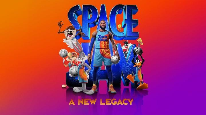 SPACE JAM: NUEVAS LEYENDAS (Película) HD 720p (Mega)