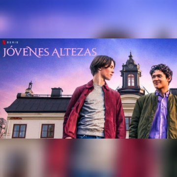 Jóvenes Altezas (Temporada 1) HD 720p castellano (Mega)