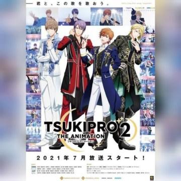 Tsukipro The Animation (temporada 2 ) HD 720p Sub Español (Mega)