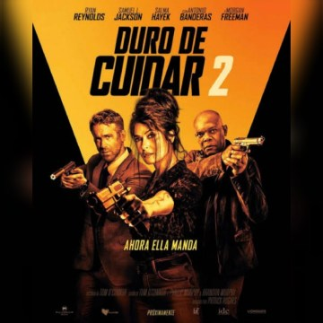 El otro guardaespaldas 2 (película) HD 720p latino