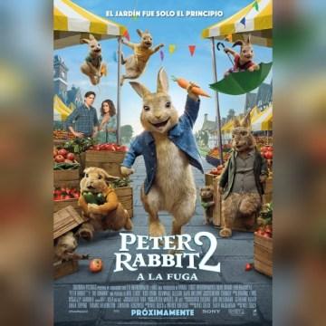 Peter Rabbit 2: A la fuga (película) Dual HD 1080p Latino (Mega)