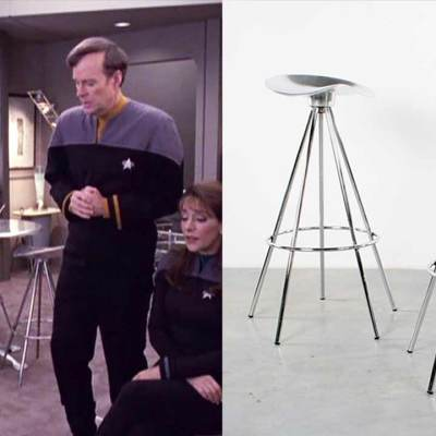 """Instagram-Account sammelt Design-Objekt, die in """"Star Trek"""" zu sehen sind"""