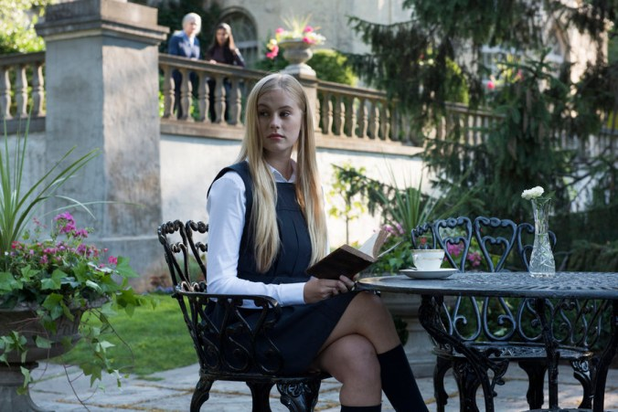 "HEROES REBORN -- ""June 13th - Part Two"" Episode 108 -- Pictured: Danika Yarosh as Malina -- (Photo by: Christos Kalohoridis/NBC)"