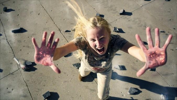 "HEROES REBORN -- ""Project Reborn"" Episode 113  -- Pictured: Danika Yarosh as Malina Bennet -- (Photo by: NBC)"