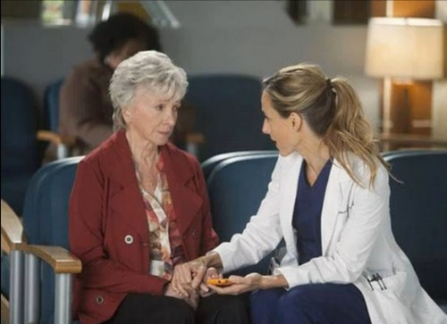 Grey's Anatomy 8x18: anticipazioni, foto e video   SerieTivu