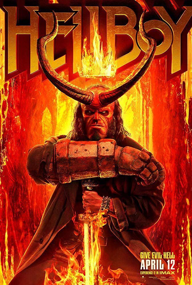 Hellboy (2019) Movie Mp4 Download