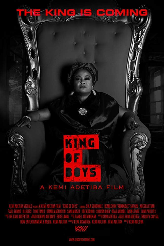King Of Boys Nollywood Movie Mp4 Download