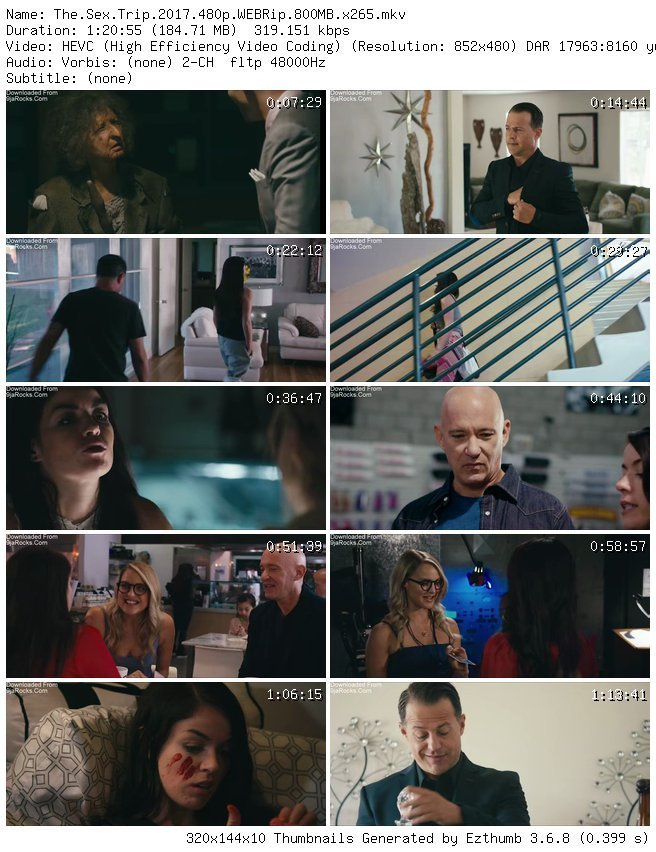 The Sex Trip (2019) Movie Mp4 Download