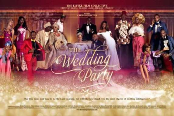 The Wedding Party (2016) – Nollywood Movie | Mp4 Download