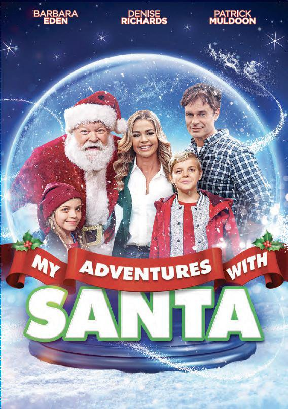 My Adventures with Santa (2019) – Hollywood Movie | Mp4 Download