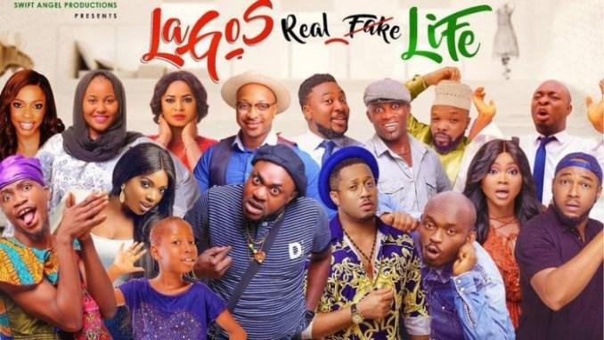 [Movie] Lagos Real Fake Life – Nollywood Movie | Mp4 Download