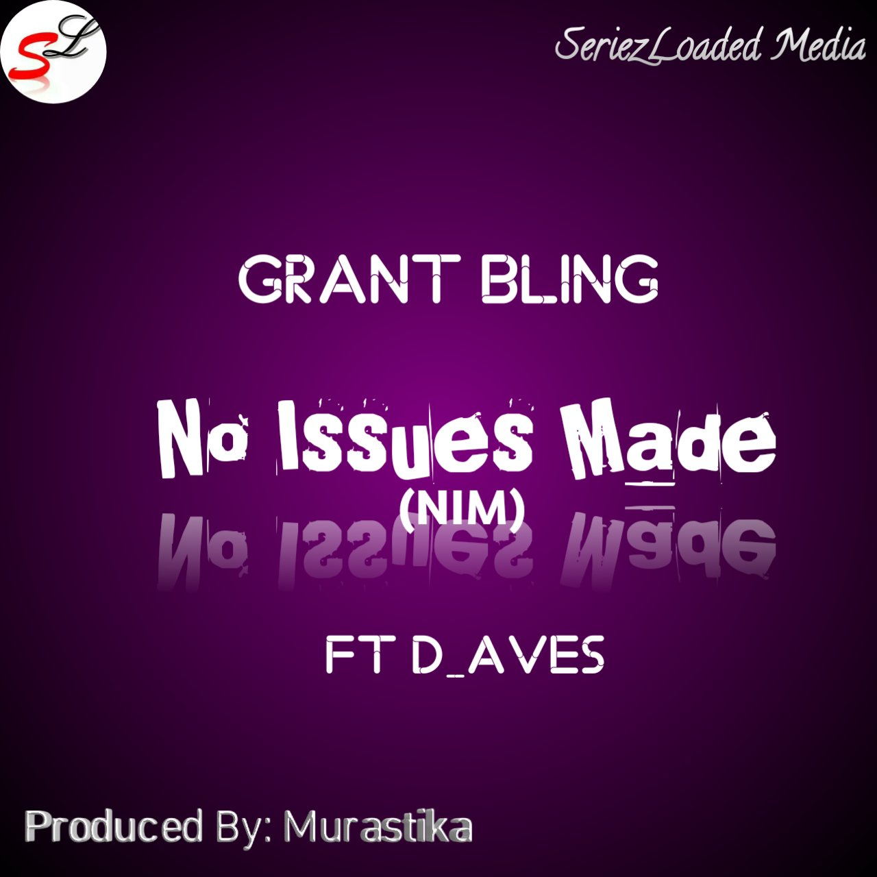 "Grant Bling – ""No Issues Made"" (NIM) ft. D_Aves"