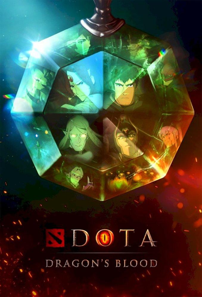 DOTA: Dragon's Blood Season 1 Mp4 Download