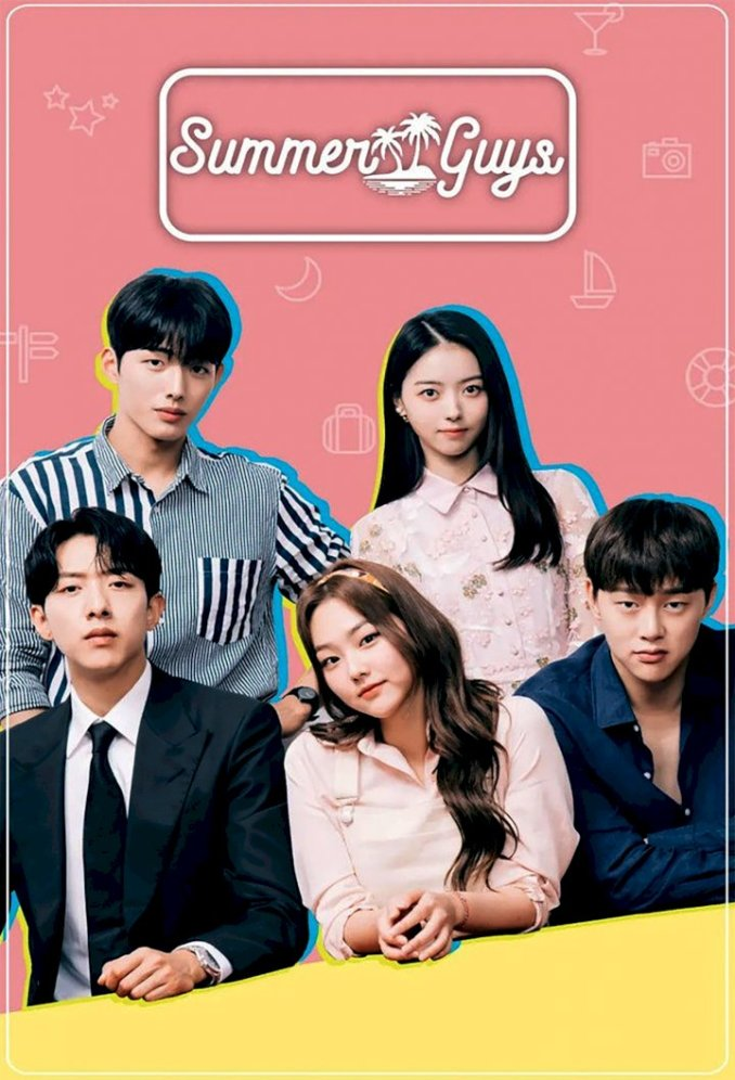Summer Guys Season 1 Mp4 Download