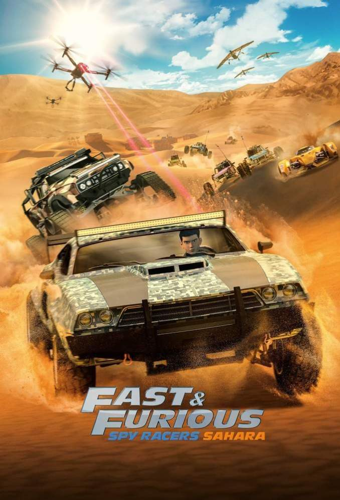 Fast & Furious Spy Racers Season 3 Mp4 Download