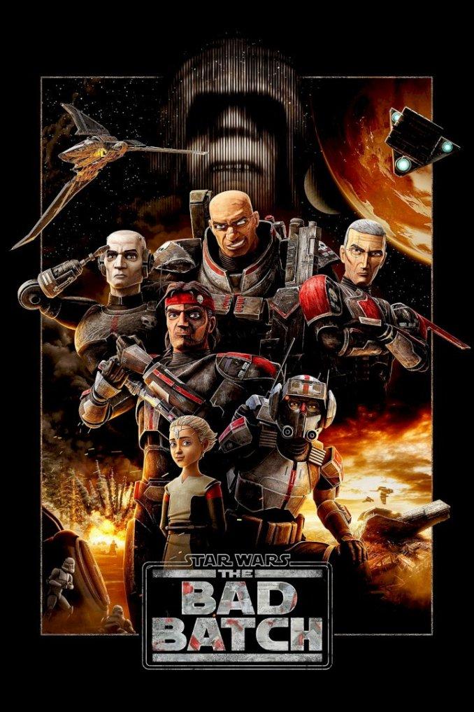 Star Wars: The Bad Batch Season 1 Mp4 Download