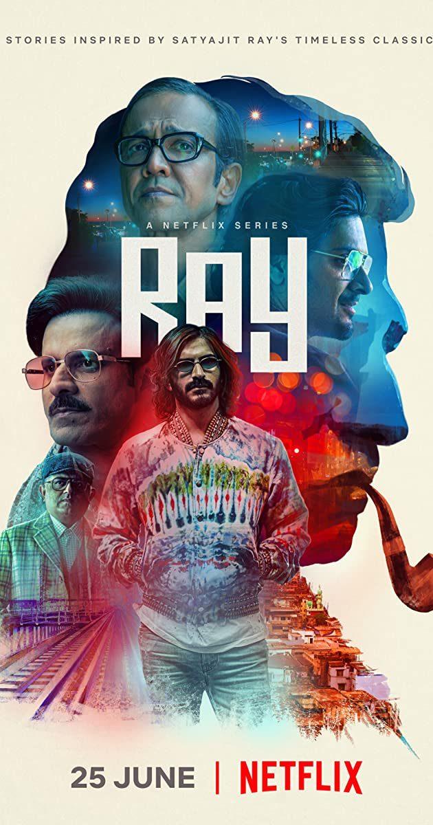 Ray Season 1 Episode 1 – 4 (Complete)