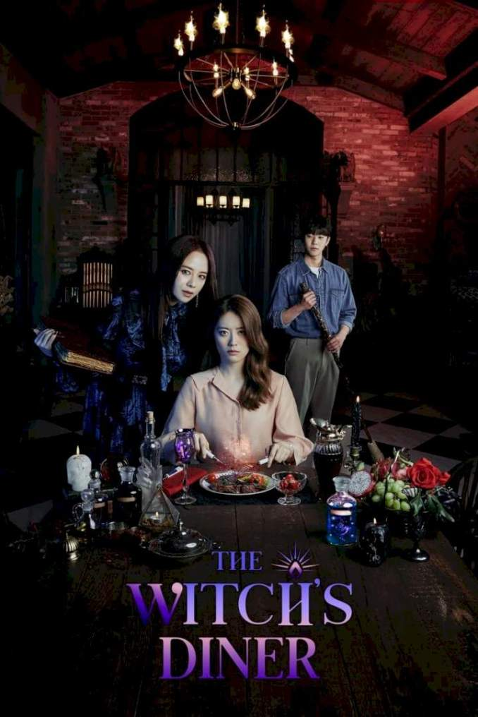 The Witch's Diner Season 1 Mp4 Download