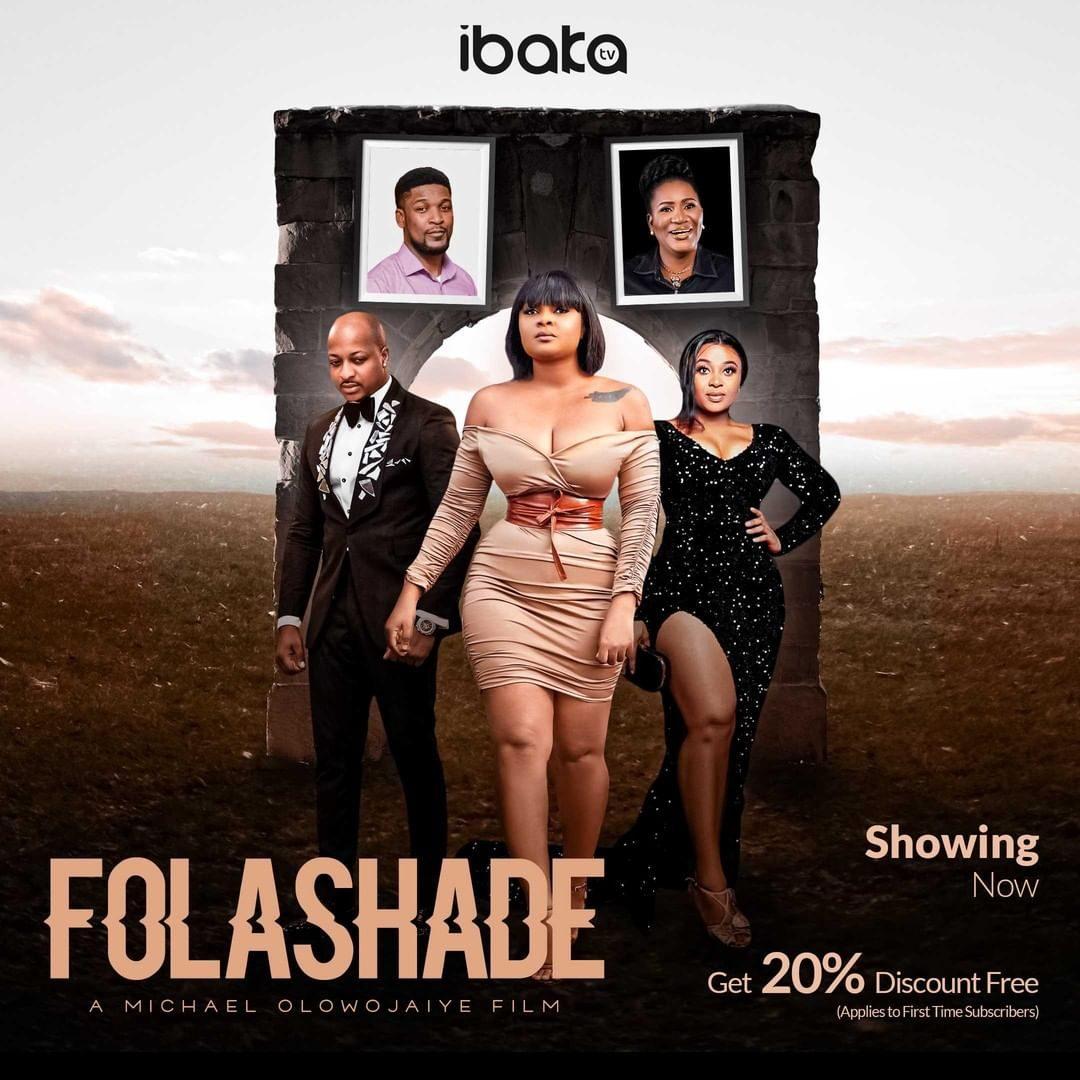 [Movie] Folashade – Nollywood Movie