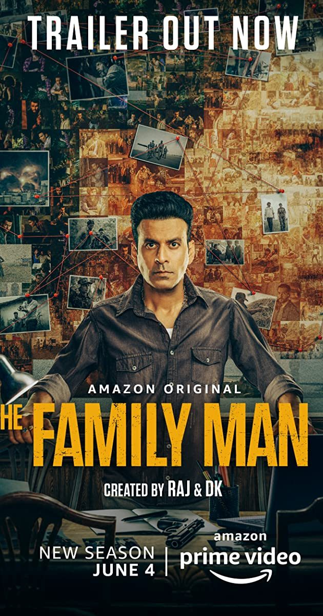 [Movie] The Family Man Season 2 Episode 1 – 9 (Complete) – Bollywood Series | Mp4 Download