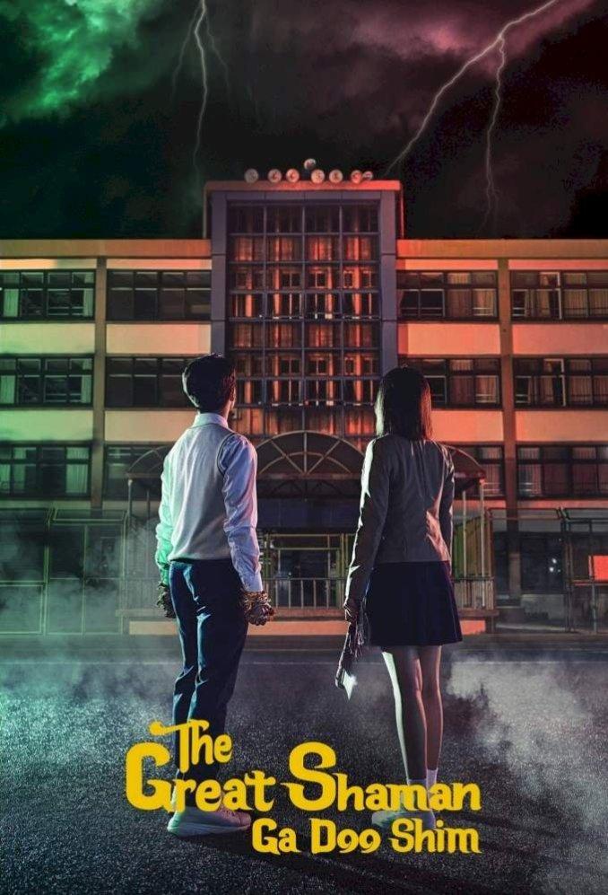 The Great Shaman Ga Doo-shim Season 1 Mp4 Download