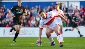 London Broncos 22-28 Hull Kingston Rovers