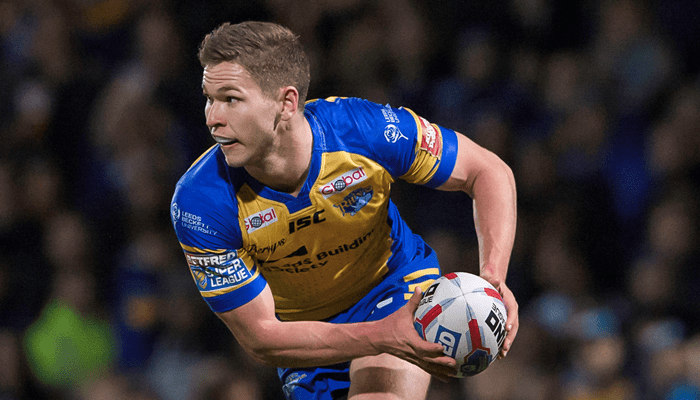 Can the Leeds Rhinos convince Matt Parcell to remain in England and snub the NRL?