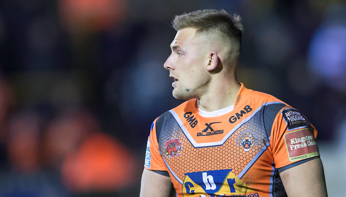 Three key players return for Castleford