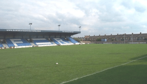 Crowd trouble Featherstone