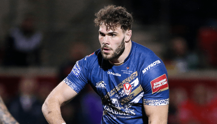 Saints all but seal semi-final place with win over 12-man Salford