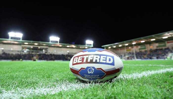 Betfred release odds on 2018 Super League champions