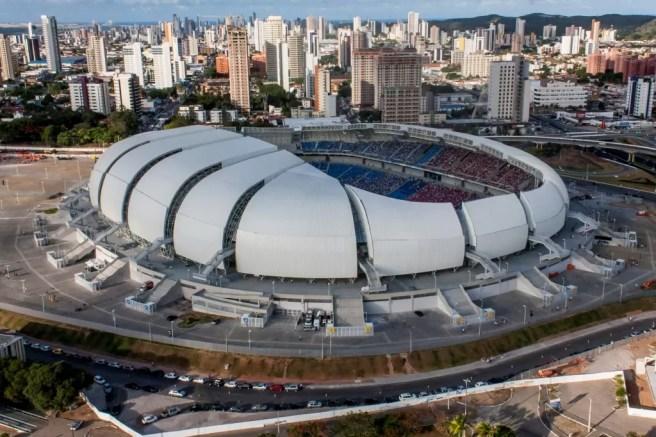 Toda cidade no Brasil tem um estádio de futebol