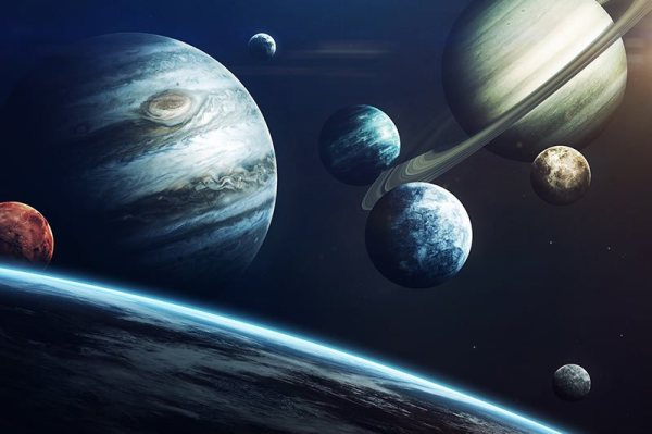 Pluto was the smallest planet in our solar system