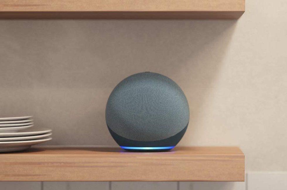 Home Automation image amazon echo