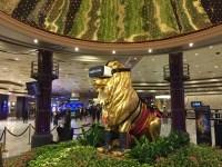 CES 2017 MGM Lion