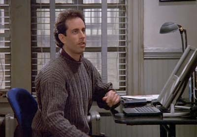 apple buzz marketing Jerry Seinfeld