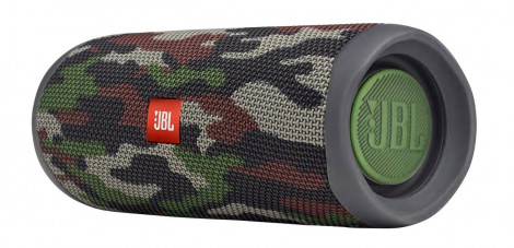 Review: JBL Flip 5. Waterproof with a Punch.