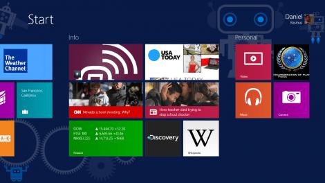 Windows 8.1 – The Haunted Update