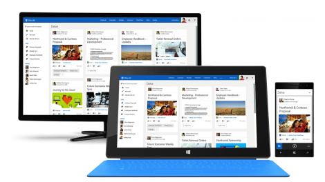 Product Brief: Microsoft Delve