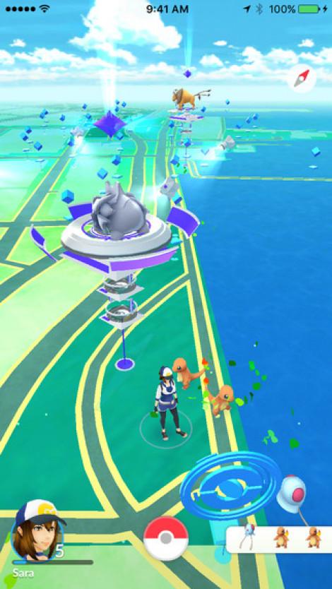 Serious Insights Virtual Reality Business Digest: July 14, 2016 – Pokémon Go