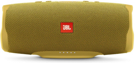 Review: JBL Charge 4 Bluetooth Speaker—A Personal Boombox for Wet and Wild Times