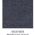 Heather Midnight Navy
